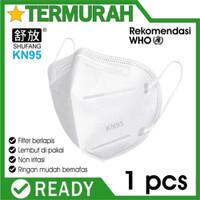Masker N95 KN95 5 ply sugical mask bedah