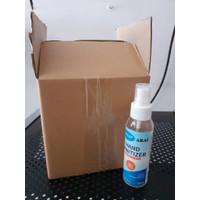 Hand sanitizer Arai 100 ml Non Gel Antiseptic 1 Karton isi 16 botol