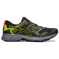 SALE !!! Sepatu Trail Running ASICS GEL-SONOMA 5 Graphite Grey/Black