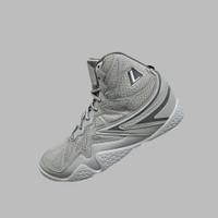 Sepatu Basket League Typhoon Grey