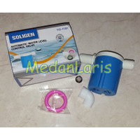 Pelampung Bak Air / Kontrol Toren / Kran Air PVC Otomatis 1/2 SOLIGEN