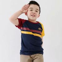 Kaos Anak Laki Laki Terbaru Umur 1-10Tahun LilyandClark KLC14 - S