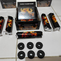 Arang Magic Langsung Nyala Charco Thunder Magic Roll isi 10pcs Bukhur