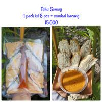 TAHU SIOMAY + sambal kacang isi 8 SOMAY