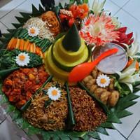 Tumpeng Nasi Kuning||Nasi Kuning Murah
