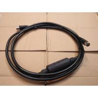 Kabel Antena/ Antene TV Sambungan Jack/ Jek Male to Male 2 meter Bagus