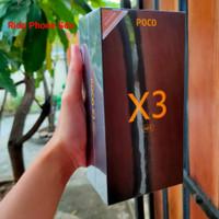 POCO X3 Ram 8 rom 128GB garansi resmi