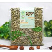 Lingkar Organik Kacang Hijau 500gr - Kacang Hijau Organik