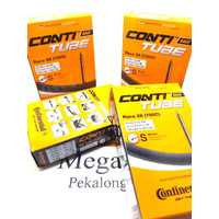 Continental Presta 80mm Inner Tube Ban Dalam 700c 18mm - 25mm