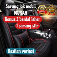 Sarung Jok Mobil Seat 3 Baris (Besar) - Sporty Deluxe
