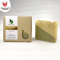 Pina Colada soap bar | sabun natural deodorant | sabun sereh sirih