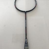 Raket Badminton APACS CARBO POWER 505 kuat 35 lbs Bonus grip ORIGINAL