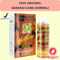 Rudi Hadisuwarno Hair Tonic Ginseng Plus Phytantriol Rudy Tonik Rambut