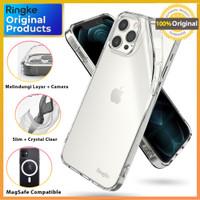 Original Ringke Air Case iPhone 12 Pro Max 12 Pro 12 Mini Soft Casing - 12 Mini, Smoke