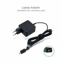 New Adaptor Casan Laptop Asus E202SA E202S E202 19V 1.75A USB