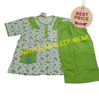 Baju Tidur AMRO ¾ XXL / Jumbo Label Putih AKSQX 1120