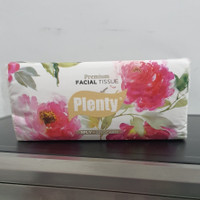 Plenty Premium Facial Tissue - 3 ply - 220 sheets