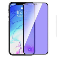 Samsung J7 Prime Tempered Glass Anti Blue Light 10D Full Glue