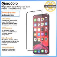 Mocolo Tempered Glass iPhone 12 Pro Max 12 Pro 12 Mini Anti Gores Kaca - 12 Pro or 12