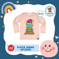 Kaos Anak / Baju Anak / Atasan Anak Perempuan Afrakids (AF210)