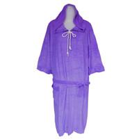 Handuk kimono bertudung dewasa handuk baju bertopi dewasa berenang