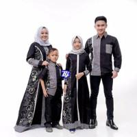 Seragam Batik Keluarga Modern / Baju Couple Kondangan Pesta Keluarga