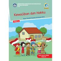 Buku siswa kelas 3 Tema 4 Kewajiban dan Hakku