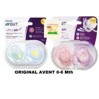 Avent Pacifier 0 6 m empeng Original