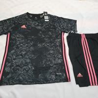 Jersey + Celana Grade Ori Setelan Futsal Adidas Bale Launch New Climac