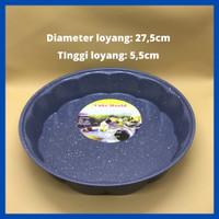 Loyang Kue Loyang Bolu Teflon Anti Lengket Bulat Import CH115