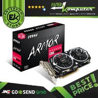 VGA MSI Radeon RX 570 8GB DDR5 - Armor 8G OC gambar print