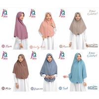 Hijab Jilbab Bergo Antem Instan Syari Simpel Afra Amira M L XL JUMBO