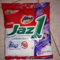 Deterjen attack jazz 850 gram
