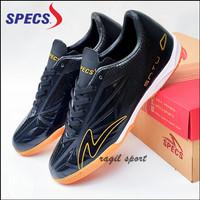 Sepatu futsal specs accelerator satu elite - Hitam, 38