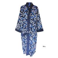 Handuk kimono dewasa motif polkadot handuk baju handuk berenang dewasa