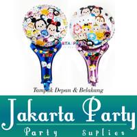 Balon Souvenir Tsum-Tsum / Balon Pentung TsumTsum - Jakarta Party
