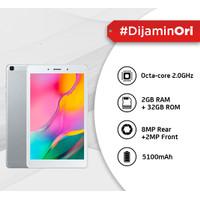 Tablet SAMSUNG A8 2019 T295 Garansi Resmi - Putih
