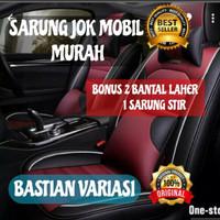 Sarung Jok Mobil Sedan - Sporty Deluxe