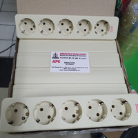 UTICON Colokan 6Soket ST168 stop kontak stopkontak terminal