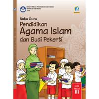 Buku guru Pendidikan Agama Islam dan Budi Pekerti kelas 3 SD-MI