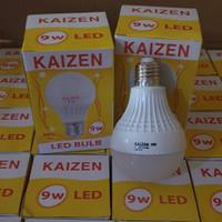 Lampu LED BULB 9 Watt Kaizen SNI