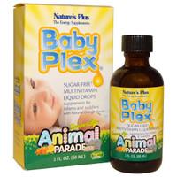 Nature's Plus Baby Plex Multivitamin Drops (60 ml)
