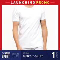 Kaos Dalam Pria GT Man SPTS-NEW(W) Isi 1 Pcs – Men T-Shirt Innerwear