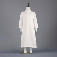Jubah Anak Usia 2-12 tahun / Gamis Anak / Baju Muslim Anak laki laki - Putih, 2