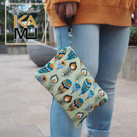 Tote pouch kanvas tribal - Pouch