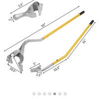 Demounting tools set- Alat bukaan ban truk