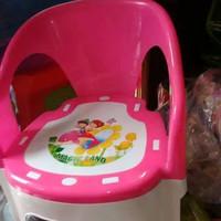 Bangku sender anak plastik/Kursi anak /bangku anak belajar by GRAB