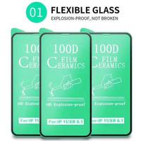 Anti Gores Ceramic F5 Oppo Screen Guard Tempered Glass Anti Pecah