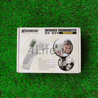 Thermometer Infrared Krisbow / Thermometer Gun