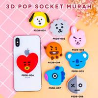 POP SOCKET BTS BT21 3D KARAKTER TIMBUL